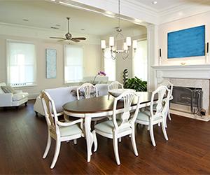 dining room | light art of durango