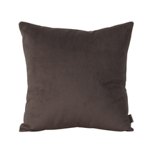 "Howard Elliott 1-220F - Howard Elliott Bella Chocolate 16"" x 16"" Pillow - Down Insert"