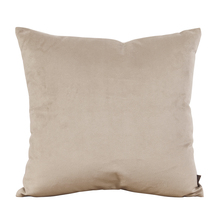 "Howard Elliott 1-224F - Howard Elliott Bella Sand 16"" x 16"" Pillow - Down Insert"