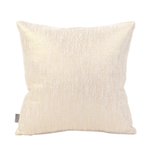 "Howard Elliott 1-291F - Howard Elliott Glam Snow 16"" x 16"" Pillow - Down Insert"