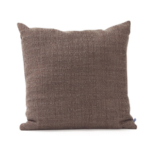 "Howard Elliott 1-891F - Howard Elliott Coco Slate 16"" x 16"" Pillow - Down Insert"