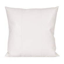 "Howard Elliott 2-190 - Howard Elliott Avanti White 20"" x 20"" Pillow"
