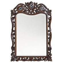 Howard Elliott 4085 - Howard Elliott St. Agustine French Brown Mirror