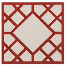 Howard Elliott 92003 - Howard Elliott Anakin Red Lattice Mirror