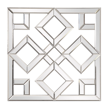Howard Elliott 99114 - Howard Elliott Moira Mirrored Lattice Mirror