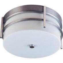 Maxim 85217WTBM - Luna EE-Outdoor Flush Mount