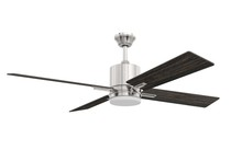 Craftmade TEA52BNK4-UCI - 52 Inch Ceiling Fan with Light Kit