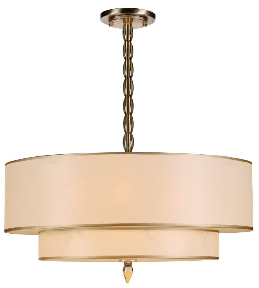 5 light antique brass transitional chandelier 9507 ab light 5 light antique brass transitional chandelier arubaitofo Gallery