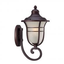 Acclaim Lighting 3661ABZ - Montclair Collection Wall-Mount 1-Light Outdoor Architectural Bronze Light Fixture