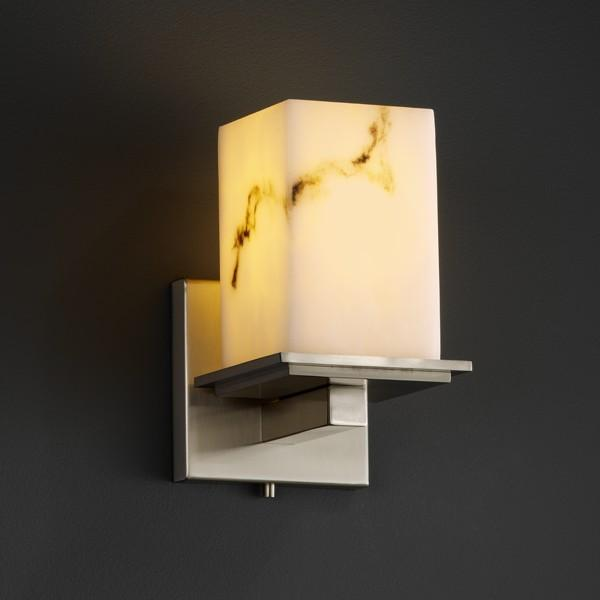 Montana 1-Light Wall Sconce : FAL-8671-15-MBLK | Light Art of Durango