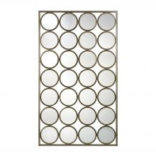 Sterling Industries 138-169 - Retro Style Wall Mirror With Multiple Circular Mirrors